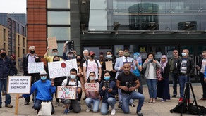 Stop Asian Hate UK Rallies