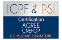 Logo ICPF & PSI Agree CNEFOP Consultant