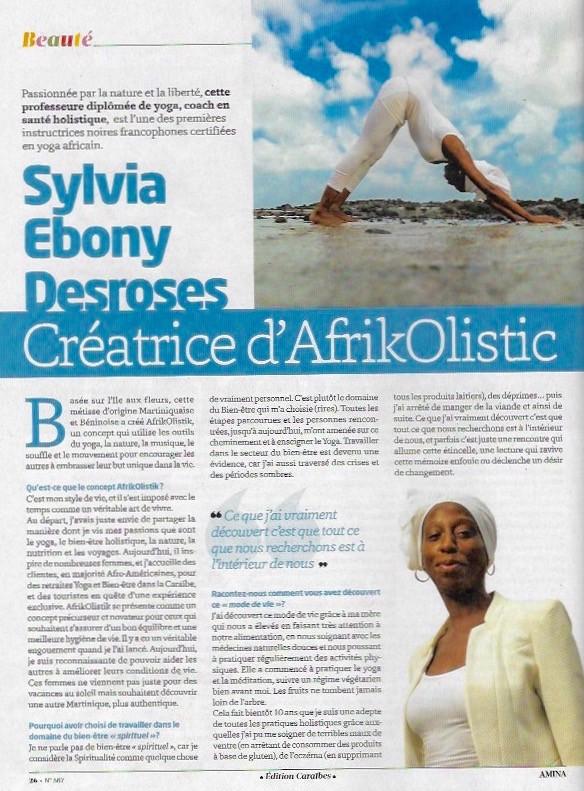 Sylvia Desroses