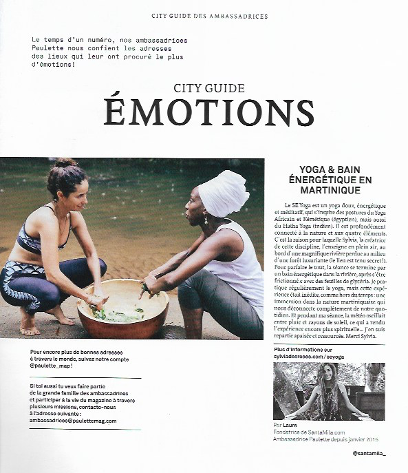 Article Paulette Magazine