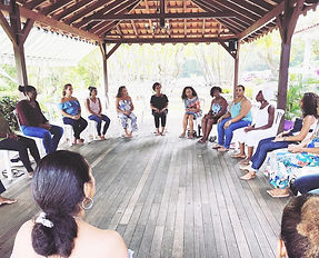 Yoga Martinique Team Building