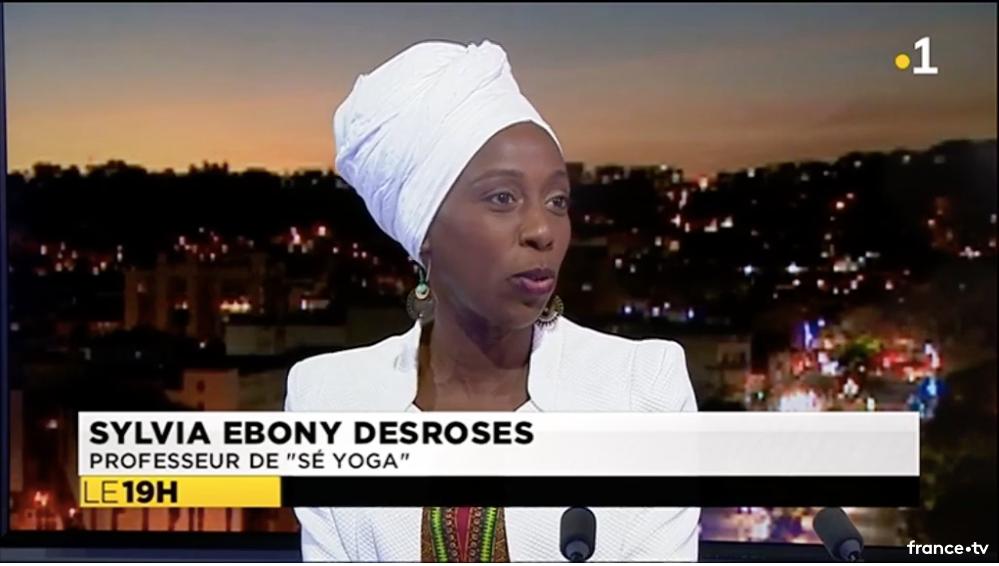 Sylvia Ebony Desroses