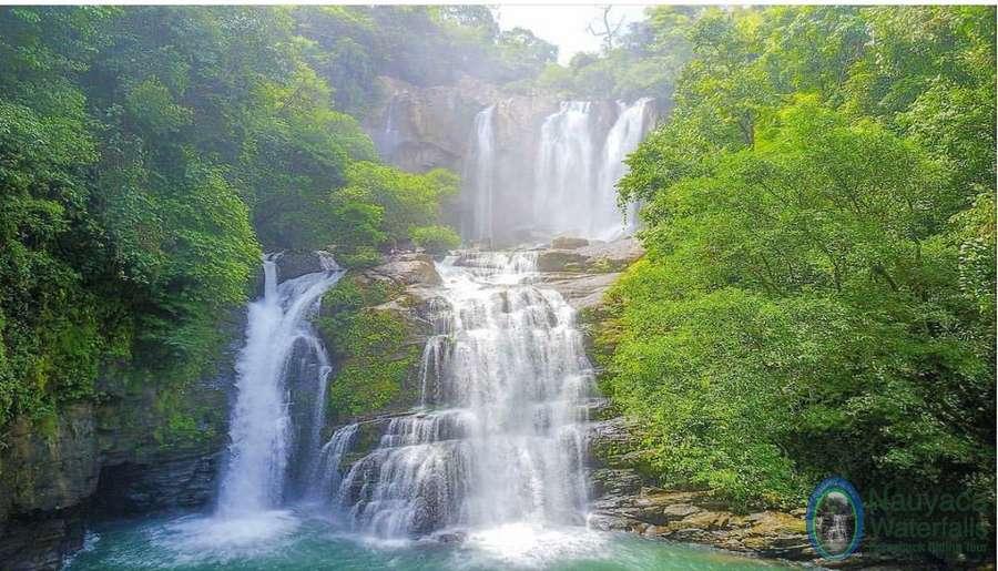 Nauyaca Falls 2