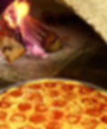 Broadway pizzeria wood fired pizza oven pepperoni pizza
