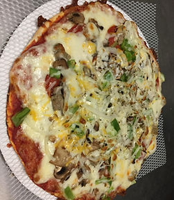 Timbe Creek Pizza Co Specialty pizza