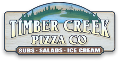 Timber Creek Pizza Co Logo