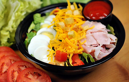 Timber Creek Pizza Co Chef Salad