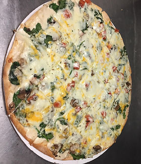 Timber Creek Pizza Co Pizza 10 inch
