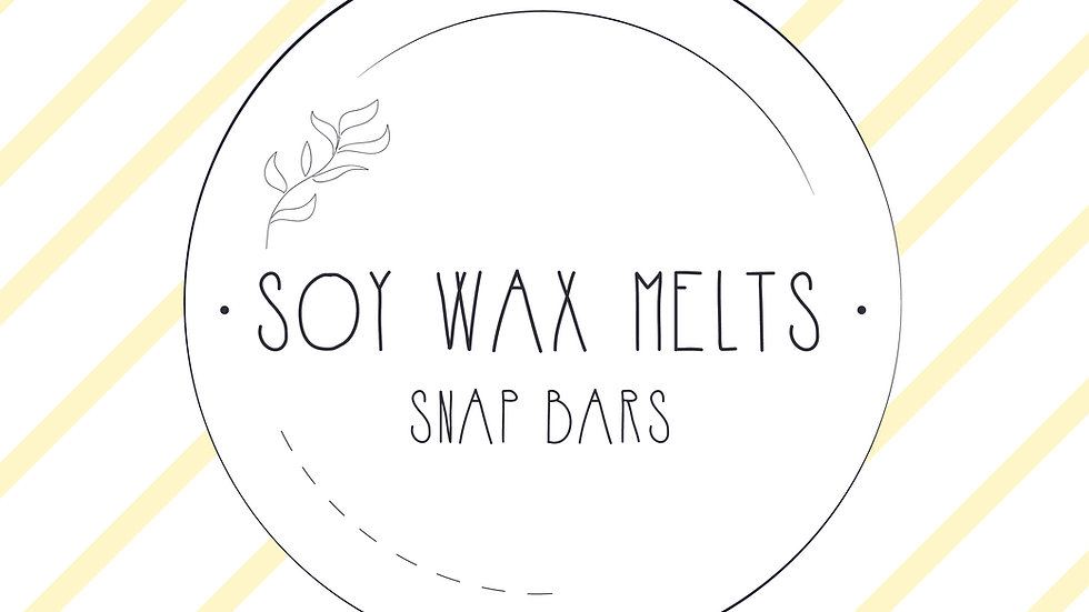 Scented, Soy Wax Melts