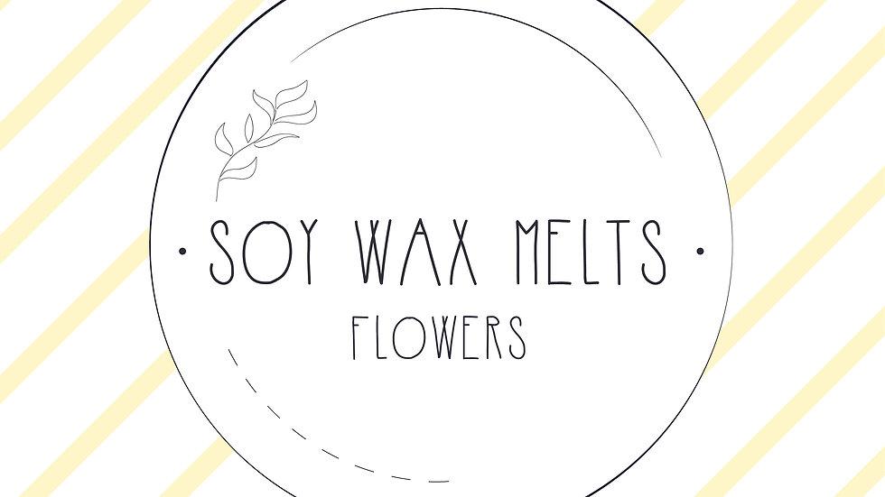 Soy Wax Melts - Flowers