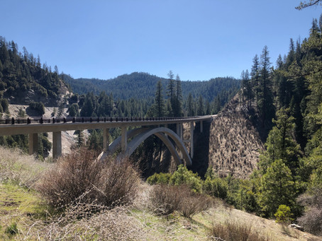 The Many Bridges of the Feather River Canyon