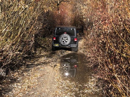"""Kings Canyon OHV Trail (the """"maiden voyage"""")"""
