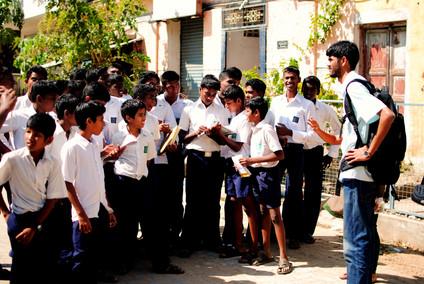 Heritage Walk - Pondicherry