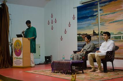 Dr. Chitra Madhavan - Lecture for Prastara
