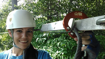 Vertical Trek Innovations Saftey hook and M4 connector