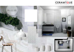 white modern
