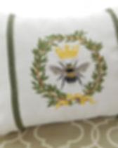 Bee Pillow.JPG