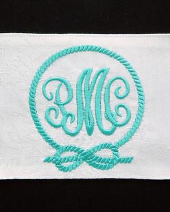 Rope Frame Label