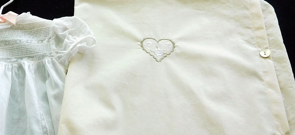 Baby Gown Storage