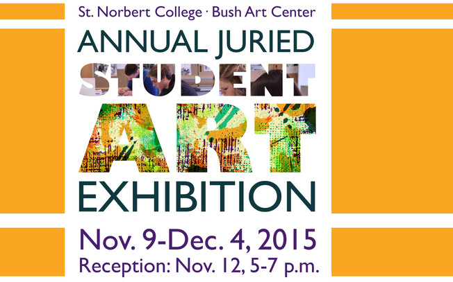 Poster design SNC Art Department, 2015