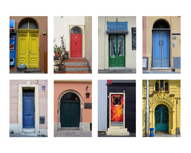 Doors: Colorful