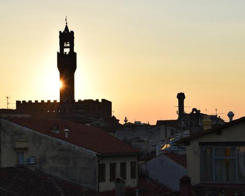 Firenze a Tramonto
