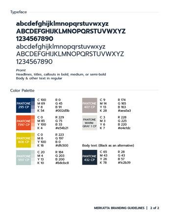 Merkatta Branding Guidelines