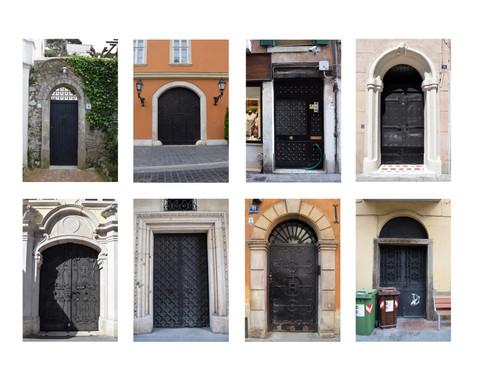 Doors: Black