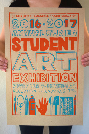 Juried Student Show 2016
