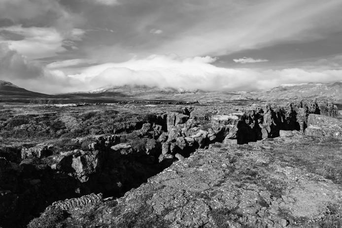Þingvellir Clouds