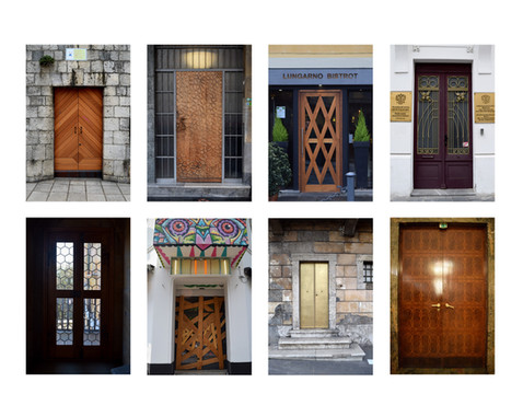 Doors: Modern
