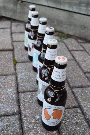 Alternative bottle view SNC Class Project, 2015