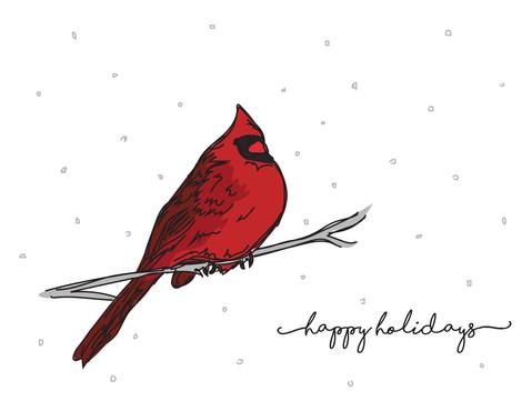 Cardinal Card 2018