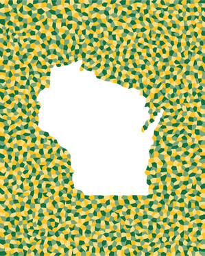 Wisco: Green Bay Football Colors