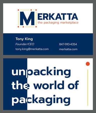 Merkatta Business Cards