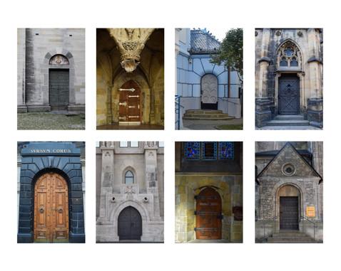 Doors: Church Sides
