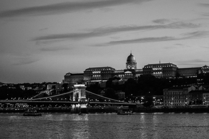 Danube Night Lights