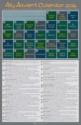 Ally Advent Calendar
