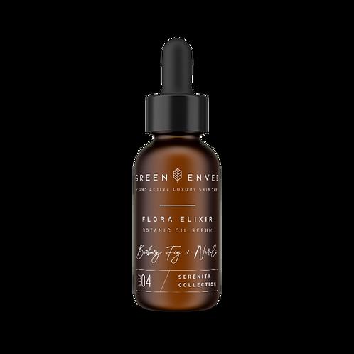 Flora Elixir Botanic Oil Serum