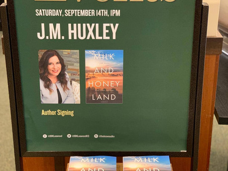 Kansas City Book Signing