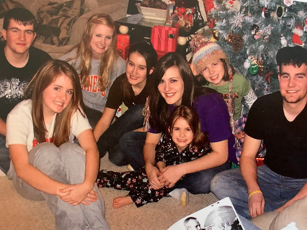 Our Kids in 2009, the Year of Our Chicago Christmas