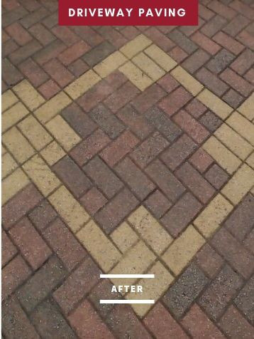 driveway paving after cleaning innovatio