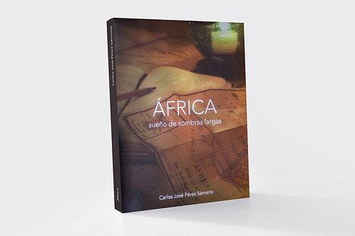 Africa Sueño de Sombras Largas