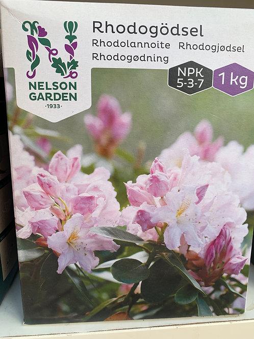 Rhododendron gjødsel