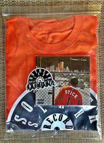 Southern Slang Packs: T-Shirt + CD Album