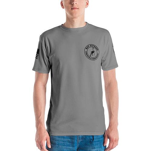 Men's T-shirt KSV Grey