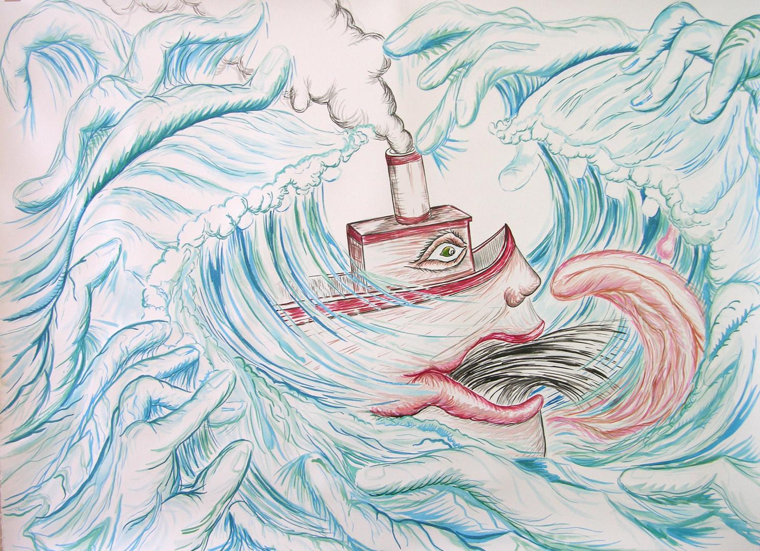 Le naufrage