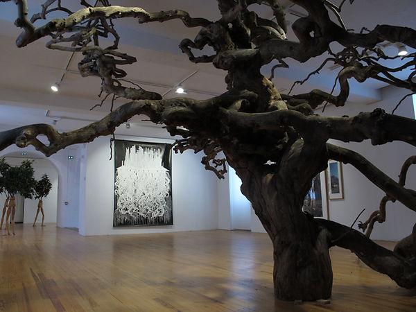 camille goujon, art, arbre, wood, foret, dessin