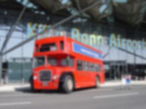 オープントップ ロンドンバス lola