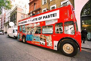 送迎無料駐車場 ヤフオクドーム マリンメッセ福岡 コンサート 野球観戦 ロンドンバス